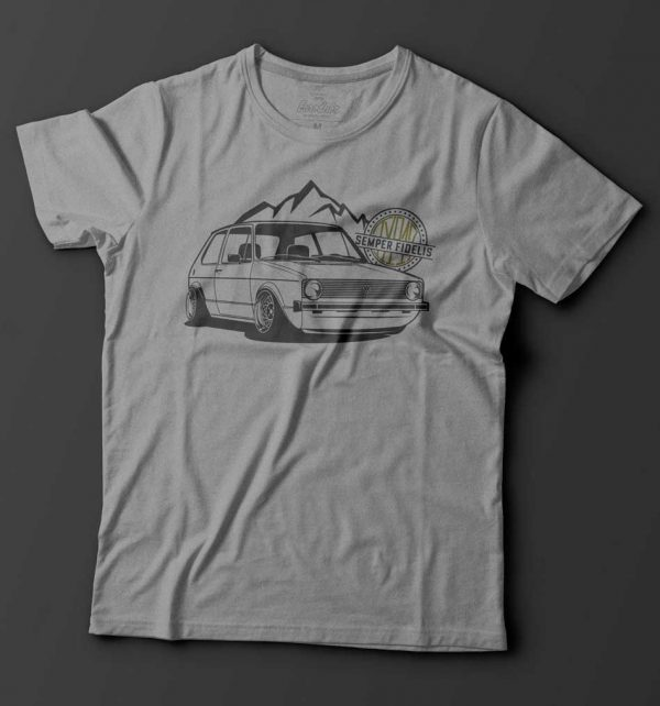 Golf MK1 VW t-shirt