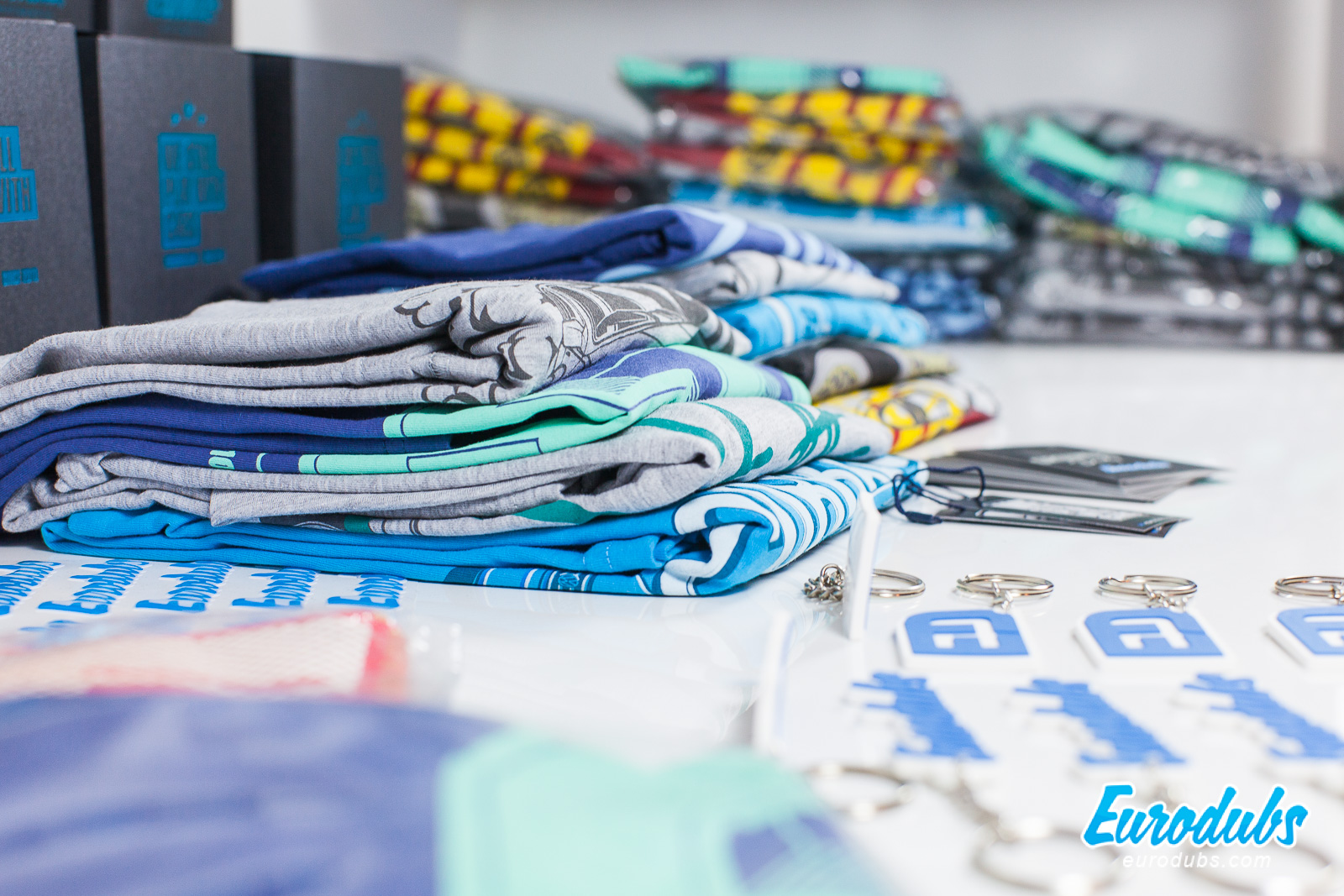 Eurodubs T-shirts - Automotive Apparel