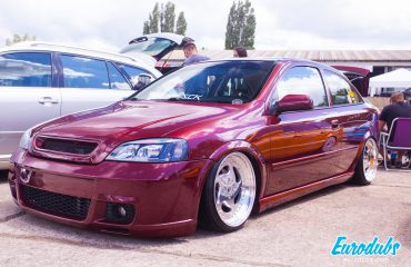 Opel Astra @ North Side Tuning Show #6 2018
