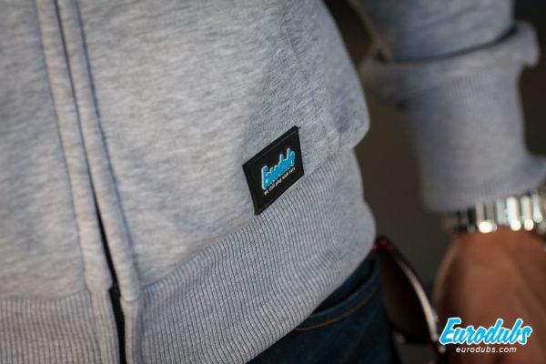 ED labels on PetrolHead hoodie