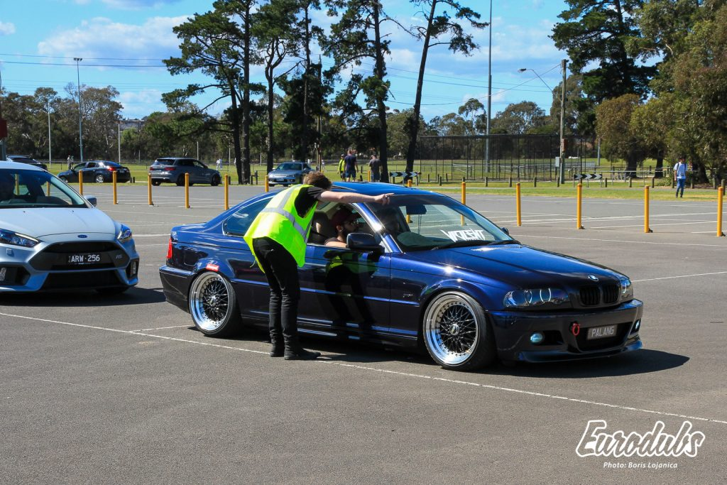 BMW at Melbourne Spring Meet October 2018