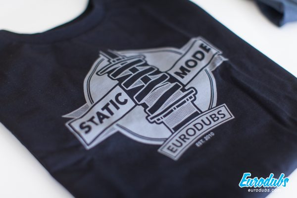 Eurodubs t-shirt Static Mode