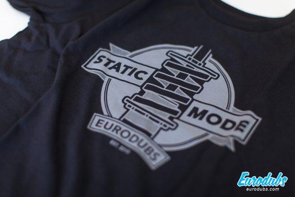 Eurodubs t-shirt Static Mode
