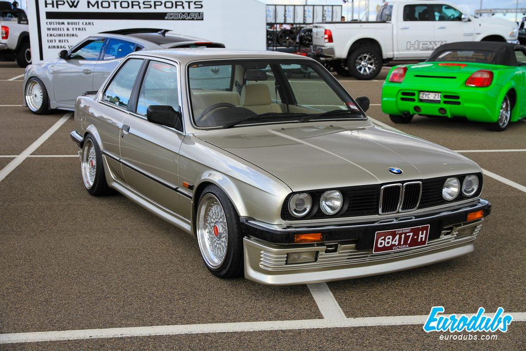 Fitted festival 2019 Melbourne BMW E30
