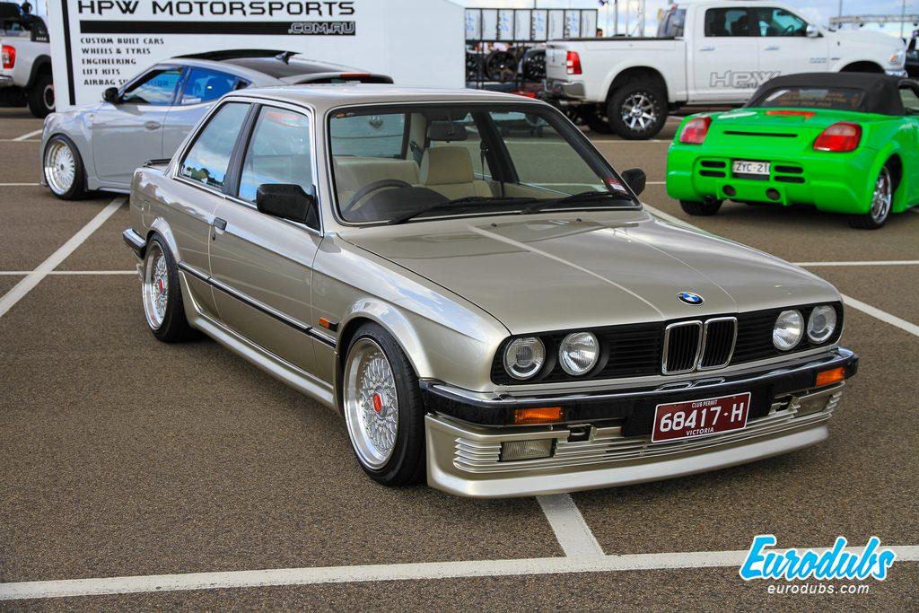 Fitted festival 2019 Melbourne BMW E30