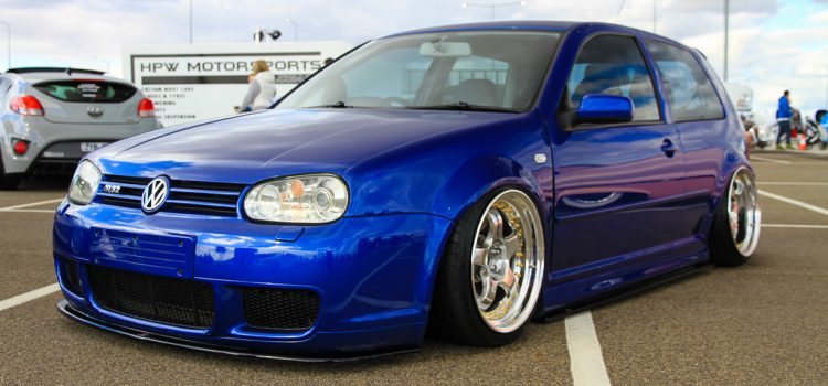 Fitted festival 2019 Melbourne VW Golf MK4 R32
