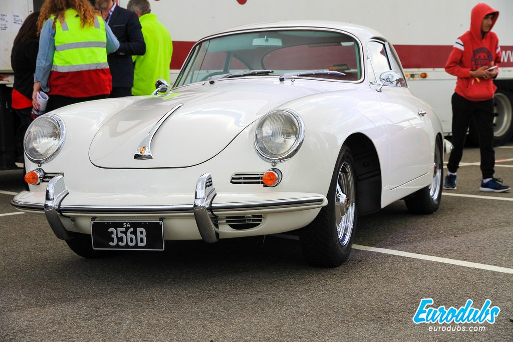 Fitted festival 2019 Melbourne Porsche 356 Classic Cars
