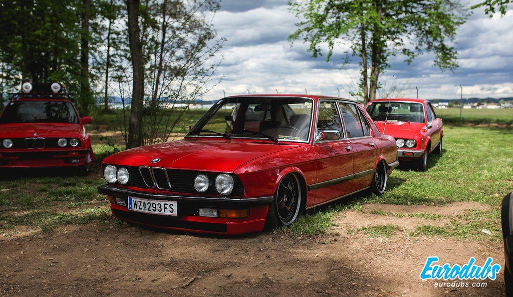 BMW E28, Low Scty 2019, Graz Austria