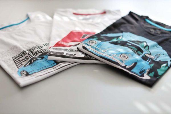 New car shirts by Eurodubs