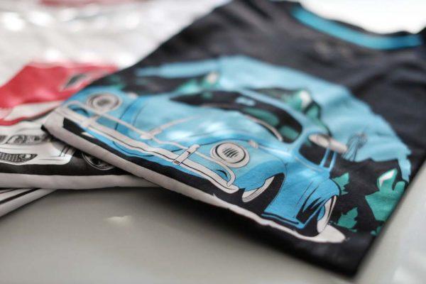 VW Beetle Stanced t-shirt