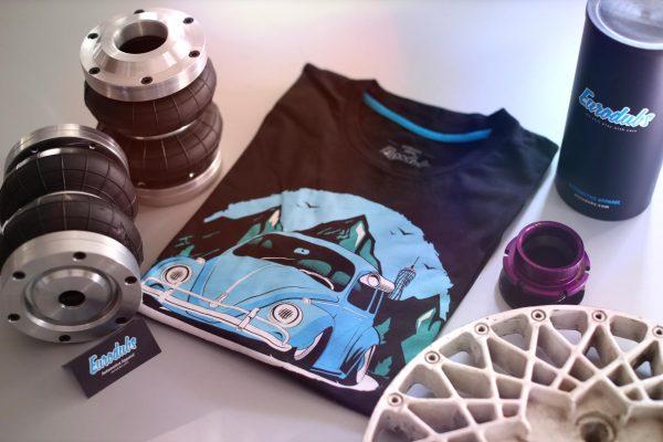 VW Beetle Oldschool t-shirt