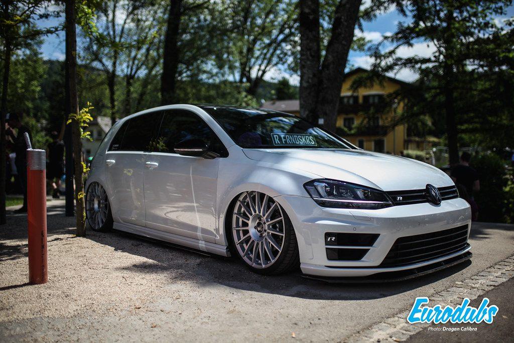 VW Golf MK7 R