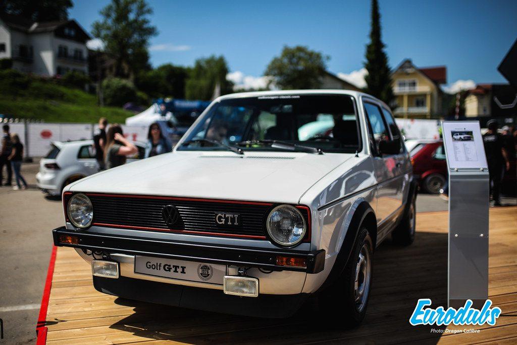 Original Golf MK1 GTI