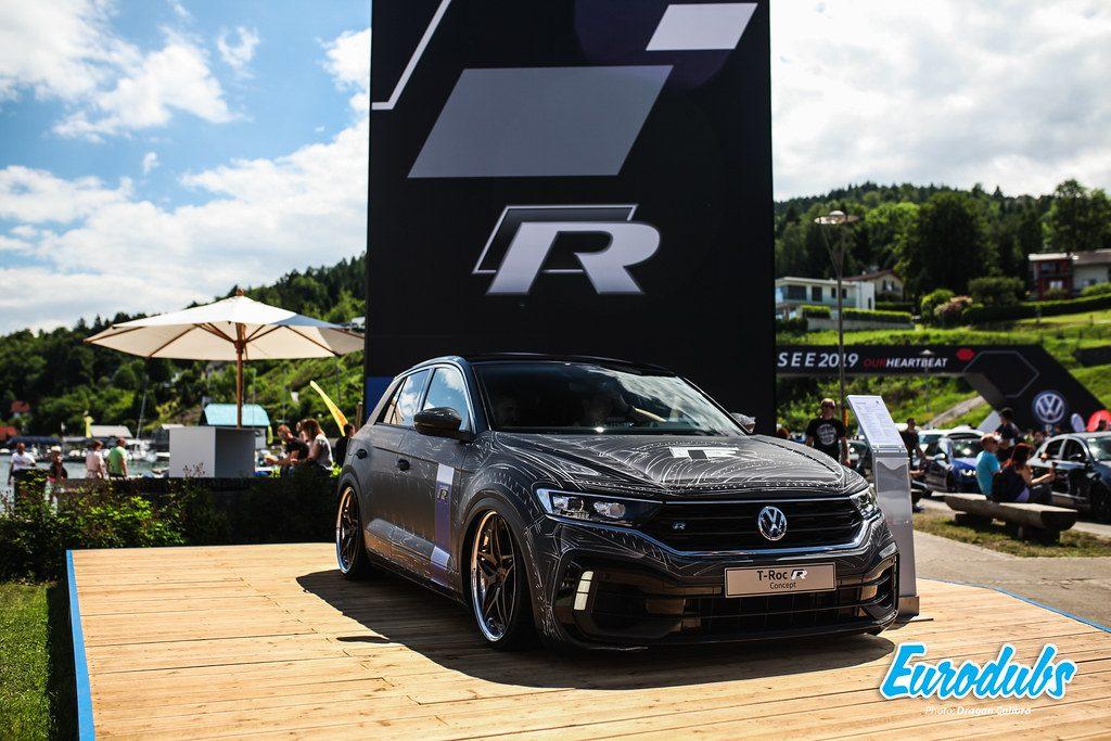 T-Roc R - Concept car