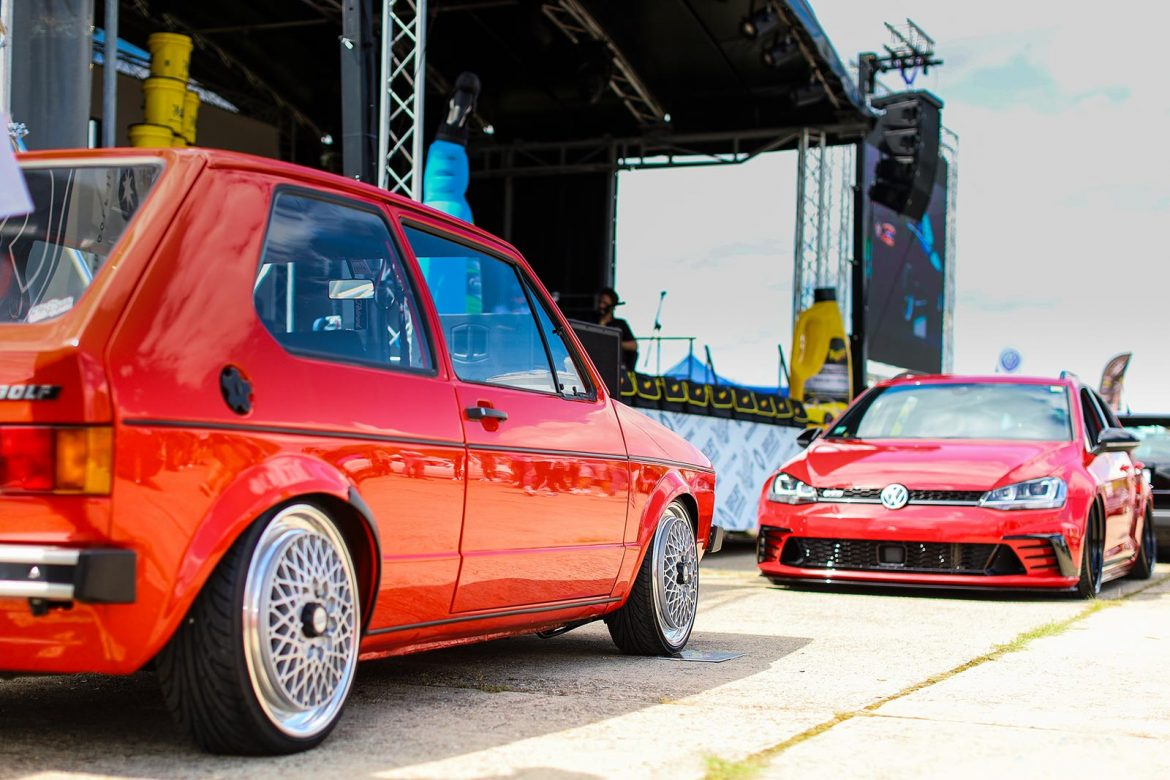 20th anniversary VW Days 2019