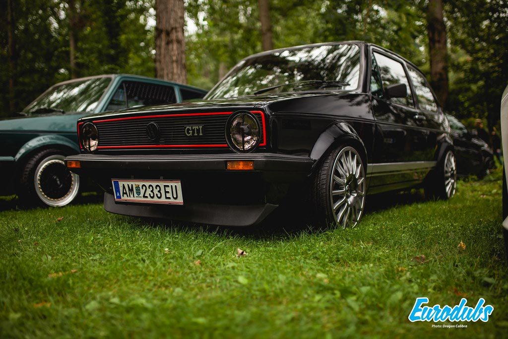 Golf MK1 GTI Grill and Chill 2019