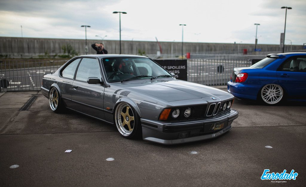 BMW 6 Series E24 RACEISM 2019