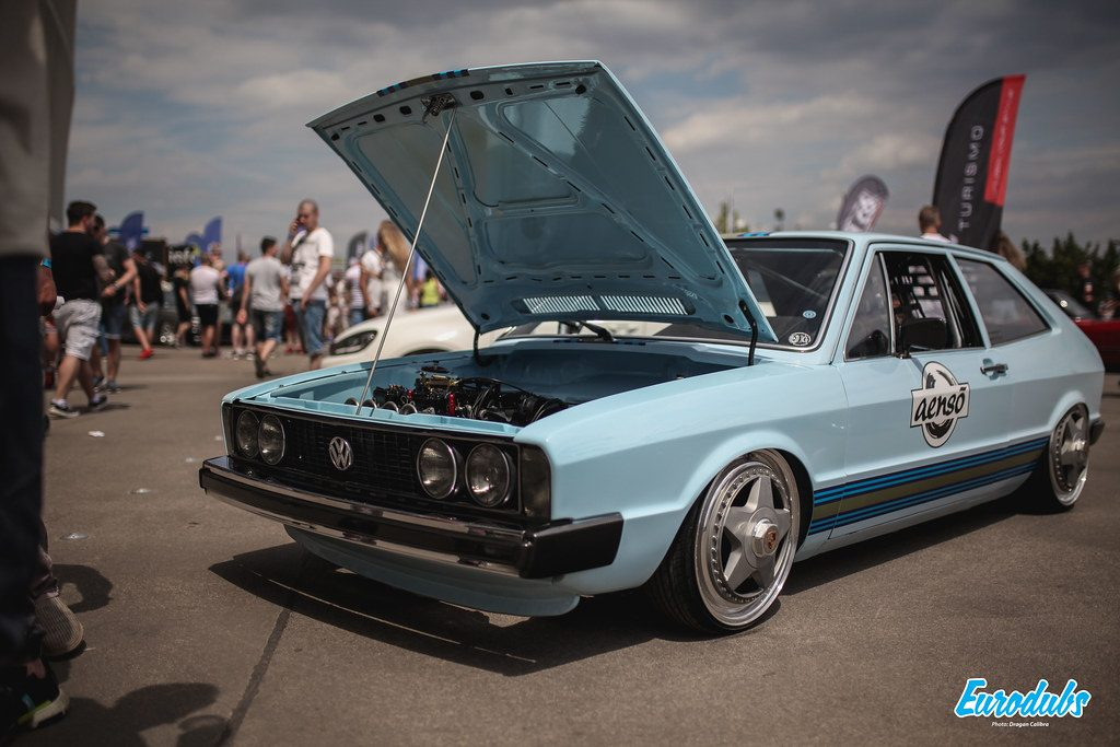 VW Scirocco MK1 Raceism 2019