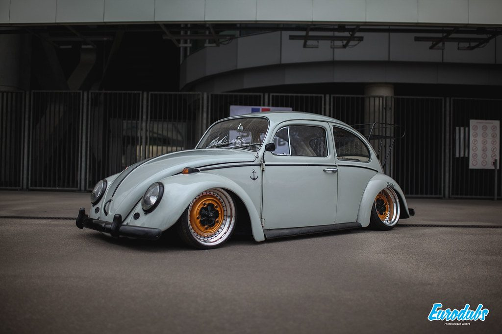 VW Beetle stanced RACEISM 2019