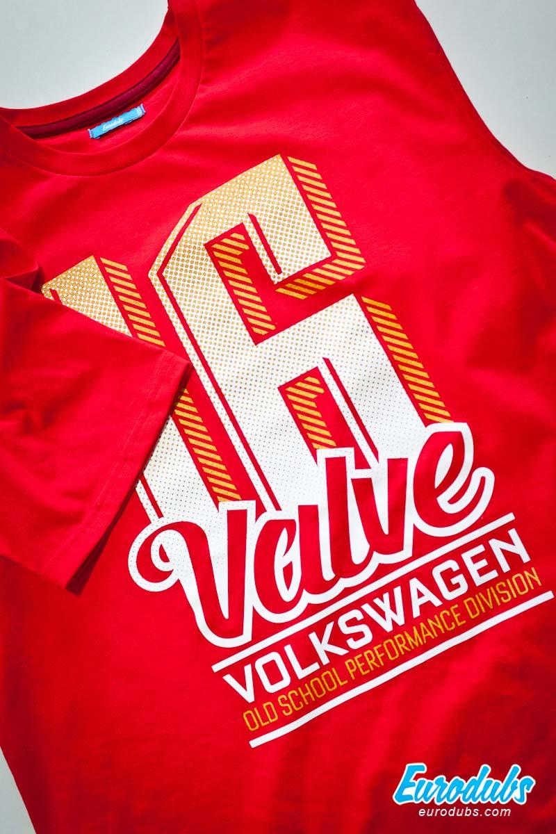 Volkswagen 16v t-shirt
