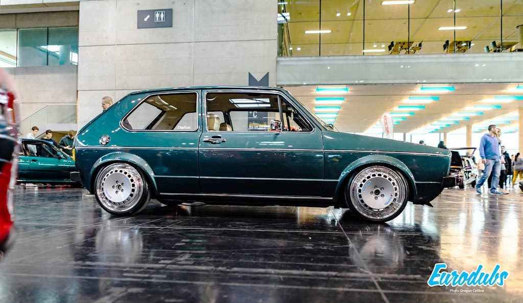 Golf MK1 Paul VT