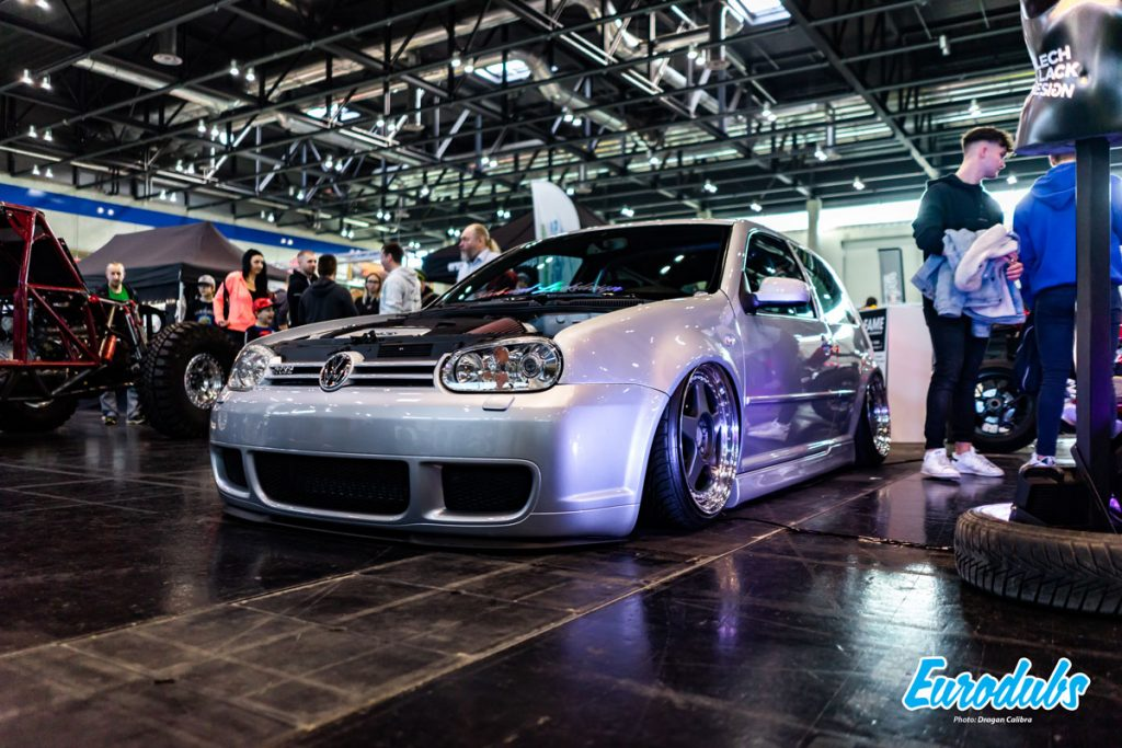 Golf MK4 R32 Custom Wheels Vienna 2019