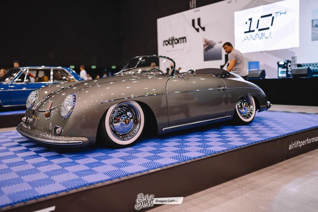 Ultrace Porsche 356
